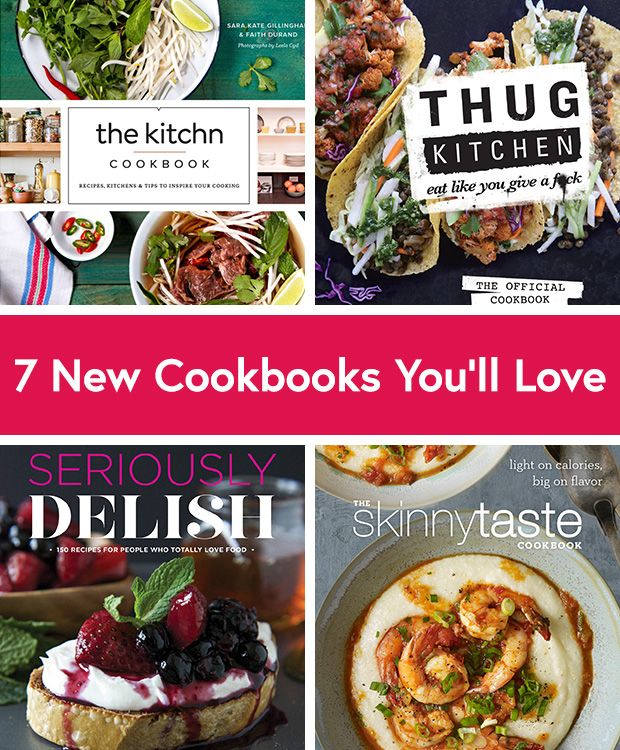 The 7 Best Cookbooks to Get You Cooking This Fall via @dailyburn