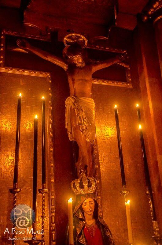 Vía Crucis»Viacrucis de San Roque 2.017