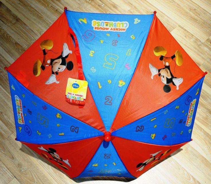 Mickey Kinderschirm um € 12,00 bei Kirsches Taschen und mehr...! www.kirsches.at oder Facebook