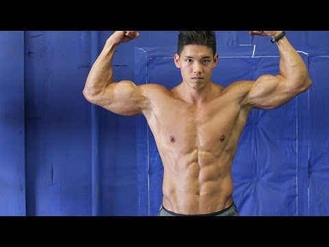 Mike Chang's Actual Chest And Bicep Workout | Six Pack Shortcuts Blog