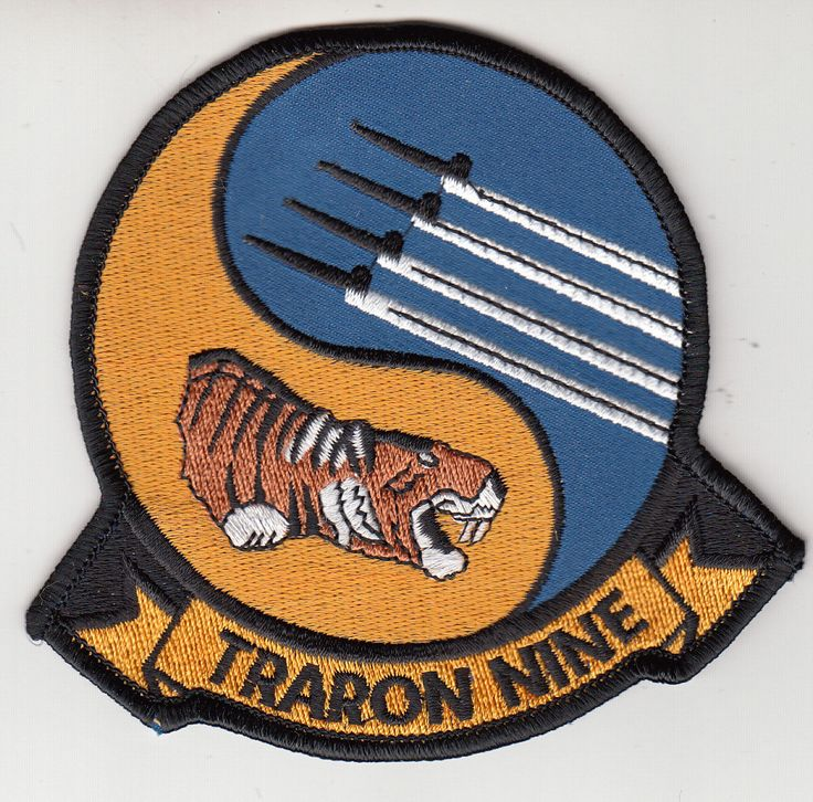 TRARON NINE COMMAND CHEST PATCH