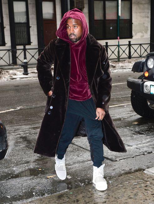 Kanye Adidas Gazelles