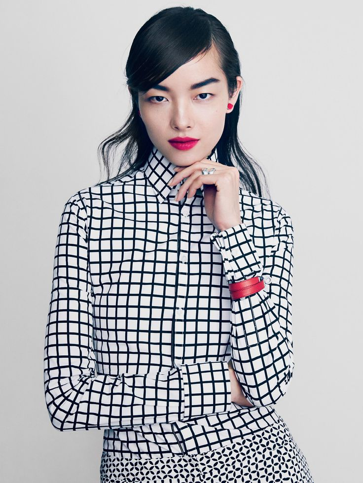 "stormtrooperfashion:  Fei Fei Sun in ""Top Form"" by Patrick Demarchelier for Vogue, February 2014"