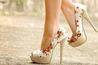 these make my feet hurt just looking at them but they're cute!!