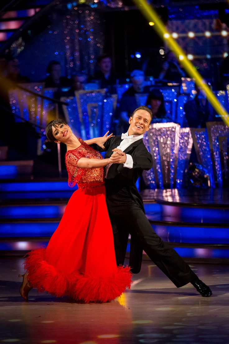 Strictly Come Dancing 2014: Week 9 - Frankie Bridge and Kevin Clifton