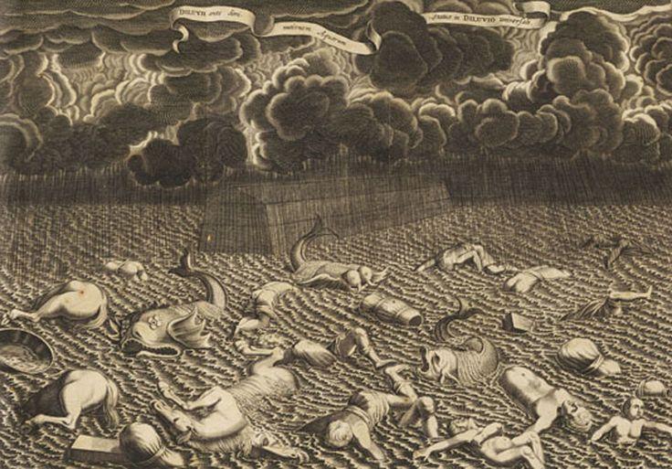 Athanasius Kircher, The Flood
