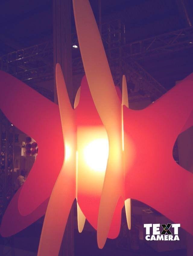 #lamp #joinlamp #light #wonderful #macef2013 #milano #milan #catalano