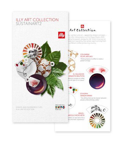 EXPO 2015 - illy Art Collection - Expo sustain Art 2 on Behance