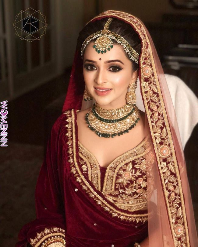 d44a2244ff71 Pin by Neha on wedding bells | Pinterest | Wedding, Indian bridal and Bridal  Pin
