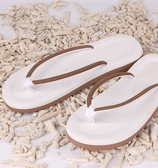 Buy men and women flip flops sandals slippers beach slippers coffee 40 yards on Aliexpress.com