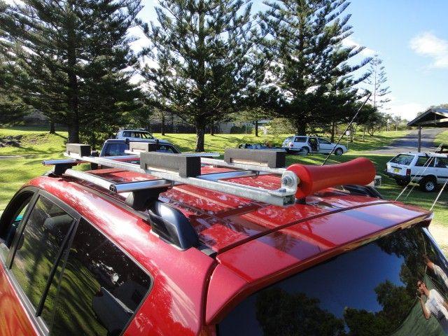 Roller Kayak Loader Paddle Board Pinterest Cars