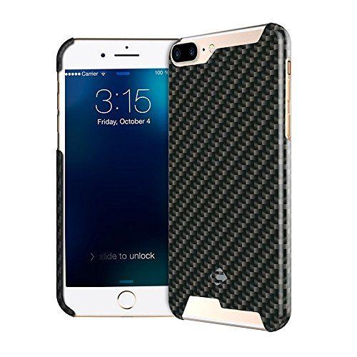 nice iPhone 7 Plus Case ,CORNMI Premium Aramid Fiber (Bullet Proof Material) Ultra-thin Ultra-light Superior Case Compatible for iPhone 7 Plus Carbon Fiber Cover (iPhone 7 plus (5.5 inch), golssy)