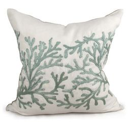 Beach Style Decorative Pillows by Kathy Kuo Home