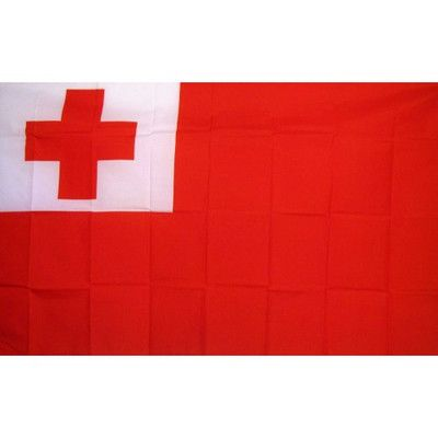 NeoPlex Tonga Country Traditional Flag