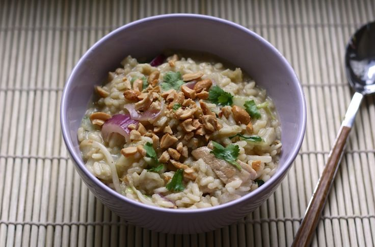 Thaise risotto