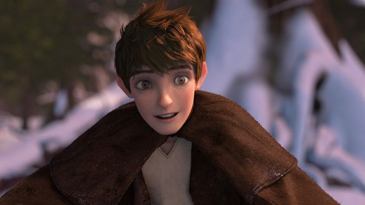 the rise of the guardians - jack frost