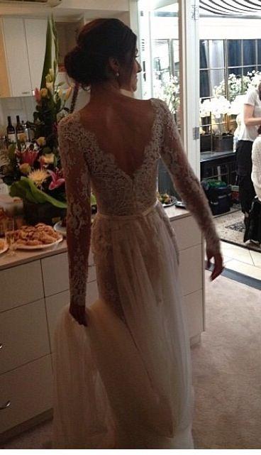 85 best Steven Khalil dresses images on Pinterest | Wedding dressses ...