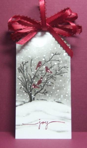 F4A147 Serene Winter by jandjccc - Cards and Paper Crafts at Splitcoaststampers