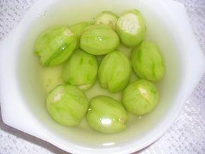 Yeşil Ceviz Reçeli