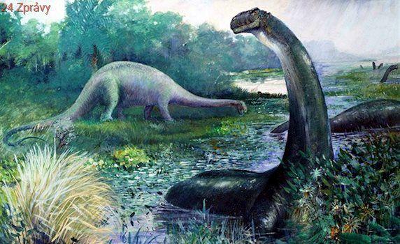 Dinosaury zabil meteorit, na výsluní je vynesly sopky