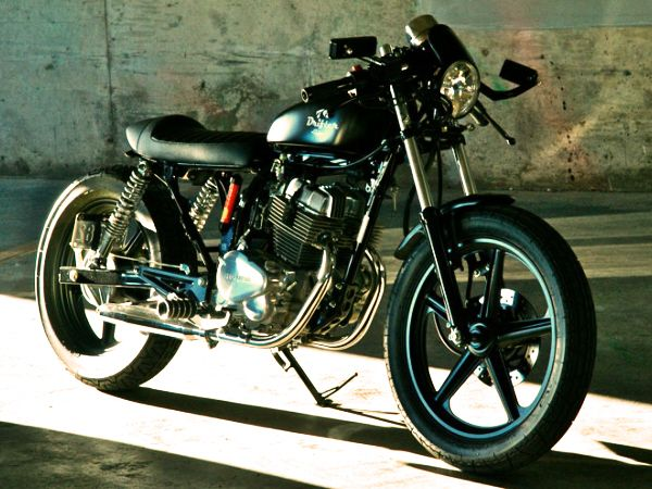 Australian Cafe Racers - Blog - The Scorpion by Drifter Bikes