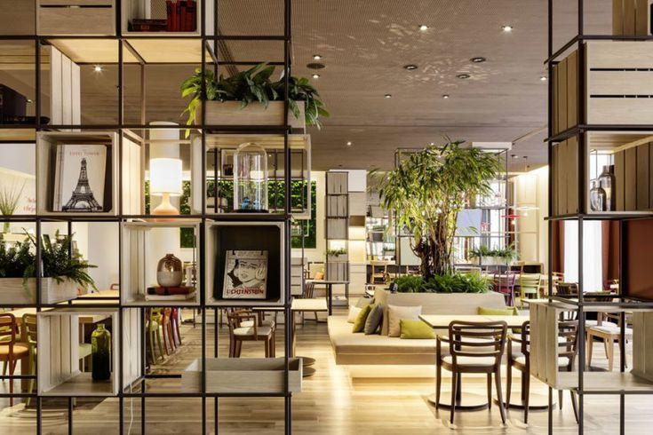 best 25 modern hotel lobby ideas on pinterest hotel lobby interior design lobby design and. Black Bedroom Furniture Sets. Home Design Ideas