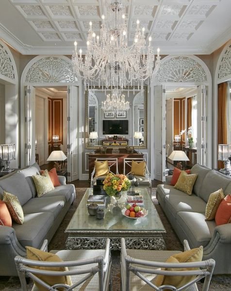 The Mandarin Oriental Bangkok Gets a Revamp Fit for Royalty