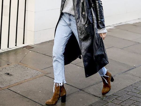 The One Ankle Boot Style Fashion Girls Never Seem to Toss via @WhoWhatWear