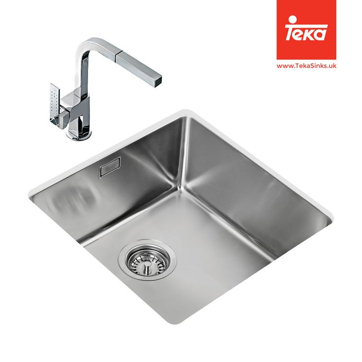 CTK2050. R15 400.400 UNDERMOUNT SINGLE BOWL. Find Out More About This Sink:  Http