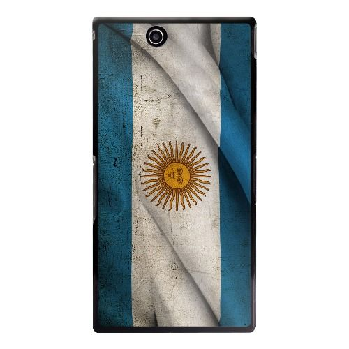 Sony Xperia Z Ultra Argentinian Flag Case