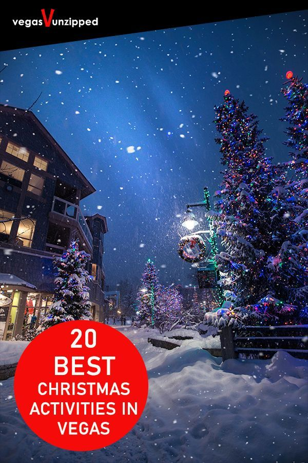 Christmas Lunch In Las Vegas 2020 Christmas Activities in Las Vegas   Events and Things to Do 2019