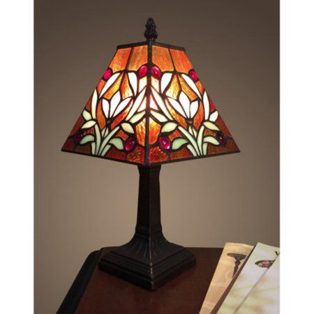 Warehouse of Tiffany 974#+SB114 Sophie Table Lamp, Gold
