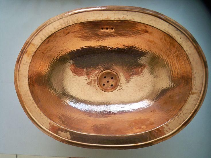 Marokkanische Kupfer-Waschbecken Waschtisch Waschbecken WASCHSCHALE in Möbel & Wohnen, Beleuchtung, Wandleuchten | eBay