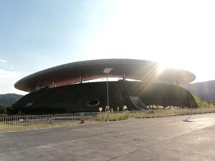 Estadio Omnilife en Guadalajara, Mexico   Photo by Emiliano López