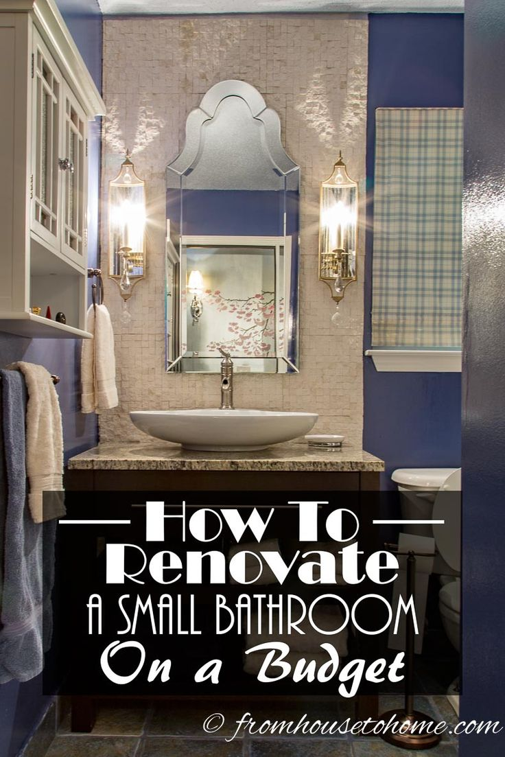 1907 school house farmhouse bathroom san luis obispo by - How To Renovate A Small Bathroom On A Budget