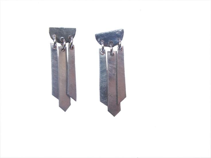 sconce tribal chandelier earrings
