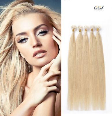 11 best loop hair extension micro ring human hair extensions micro ring hair extensions 613 bleach blonde straight wave brazilian hair unprocessed virgin remy nano pmusecretfo Choice Image