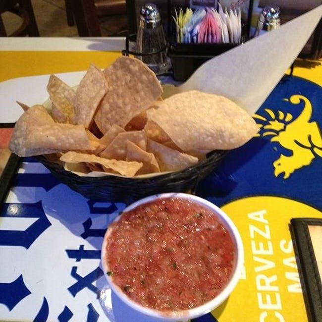 El Torito's Salsa is listed (or ranked) 4 on the list El Torito Recipes