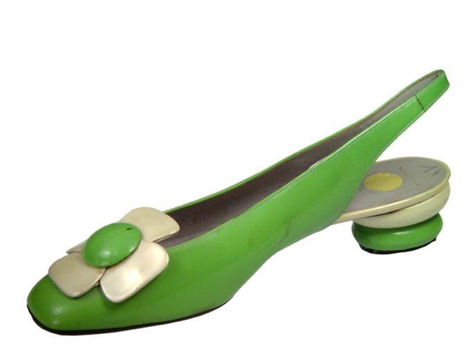 vintage charles jourdan shoes 1967