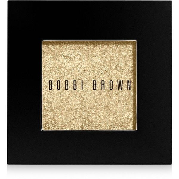 Bobbi Brown Sparkle Eye Shadow ($33) ❤ liked on Polyvore featuring beauty products, makeup, eye makeup, eyeshadow, beauty, sunlight and bobbi brown cosmetics