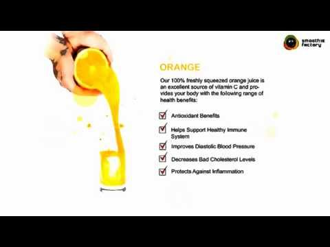 Smoothie Factory - Benefits (Part 3) Real Taste, Real Success! #smoothiefactoryaustralia #real #success