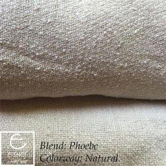 Ethos onecolor Phoebe Natural Natty Wrap (silk)