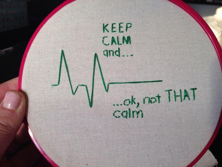 A little humour for my mum the nurse