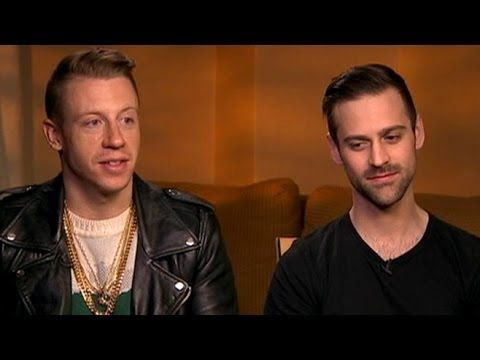 Macklemore & Ryan Lewis talk addiction