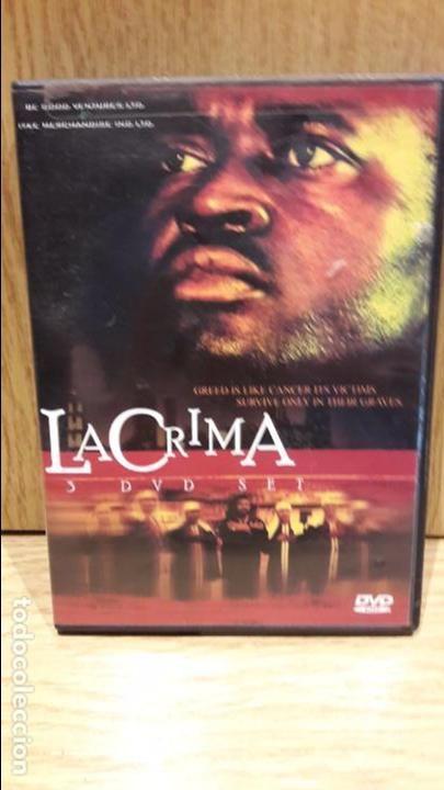LACRIMA / 3 DVD SET - NIGERIA - ENGLISH. CALIDAD LUJO.