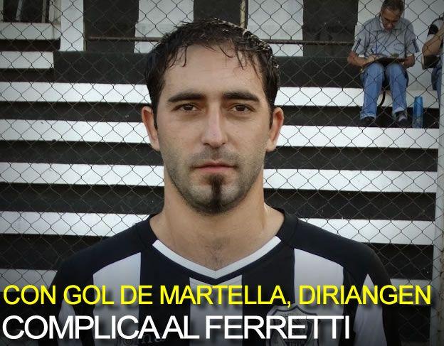 Martella Frena Al Ferretti