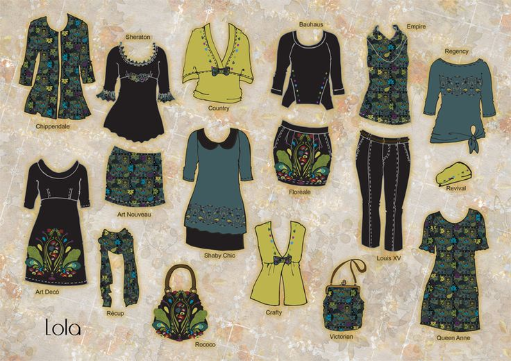 Crafty Chic by Mamatayoe. Set: Lola.