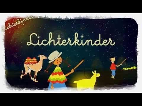 Lichterkinder - Lichterkinder | Kinderlieder | Bewegungs - und Laternenlieder von Kindern für Kinder - YouTube