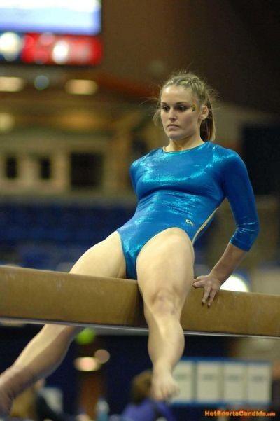 Voyeur photography gymnastics and sports