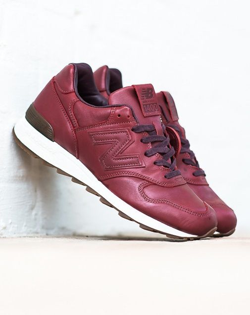 new balance 1400 x horween leather